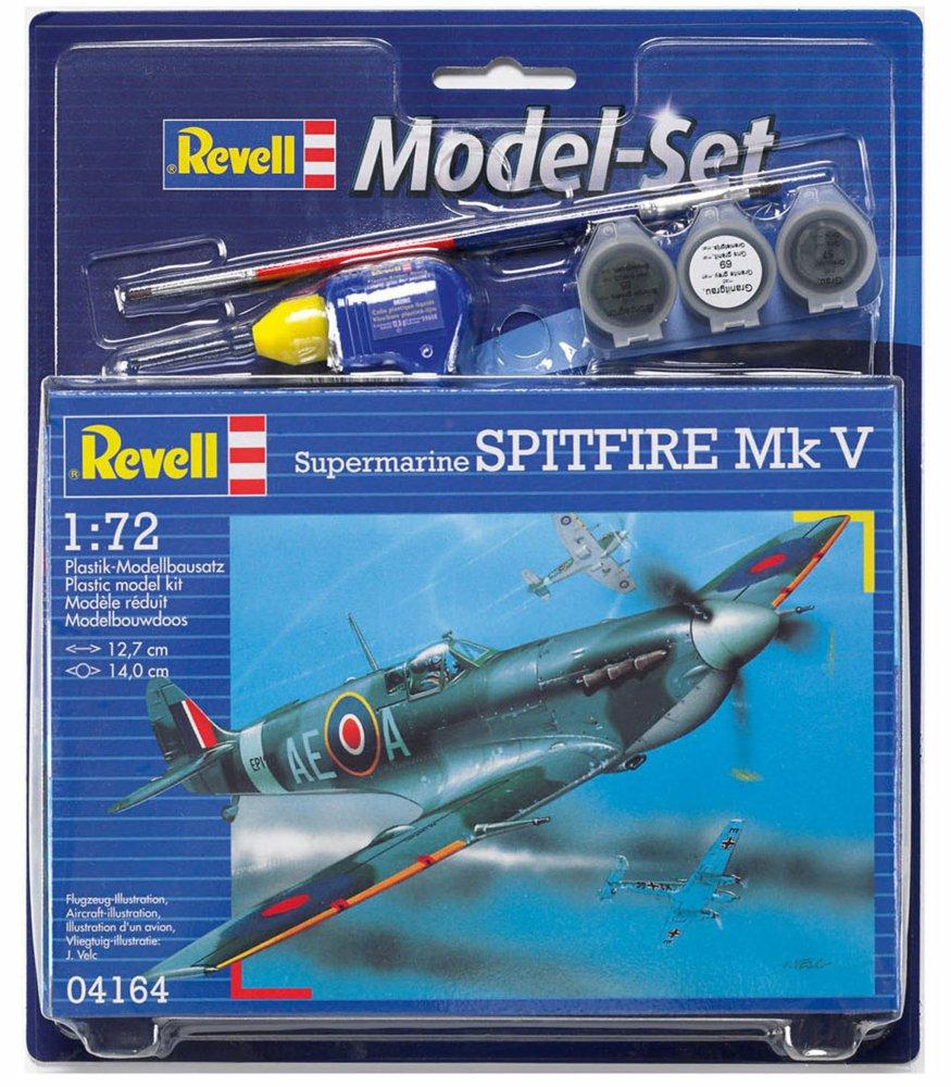 Model-set spitfire MK V 64164