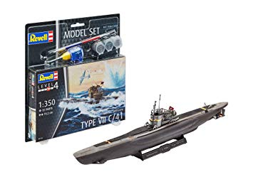 Model Set German Submarine 65154