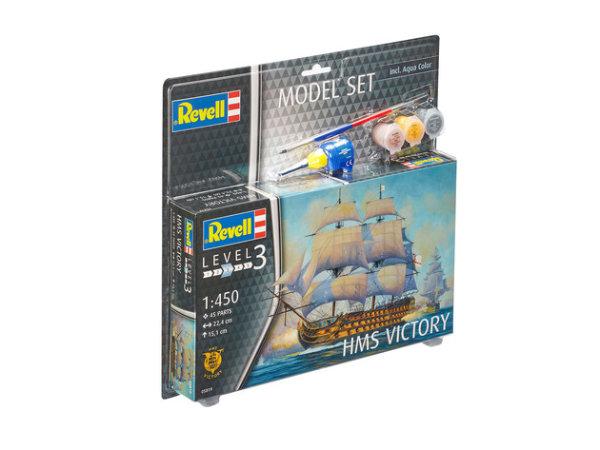 Model Set HMS Victory 65819