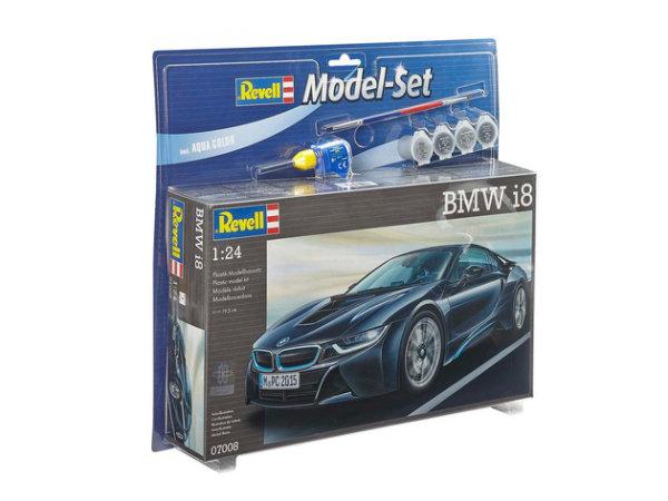 Model Set BMW i8 67008