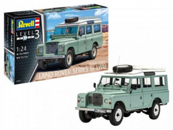 Model set Land Rover 67047
