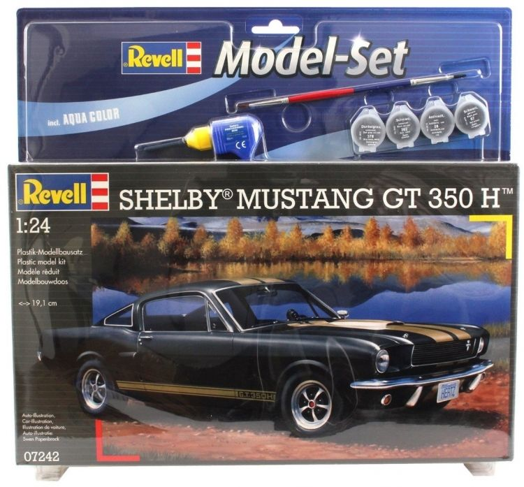 Model Set Shelby Mustang GT 350 67242
