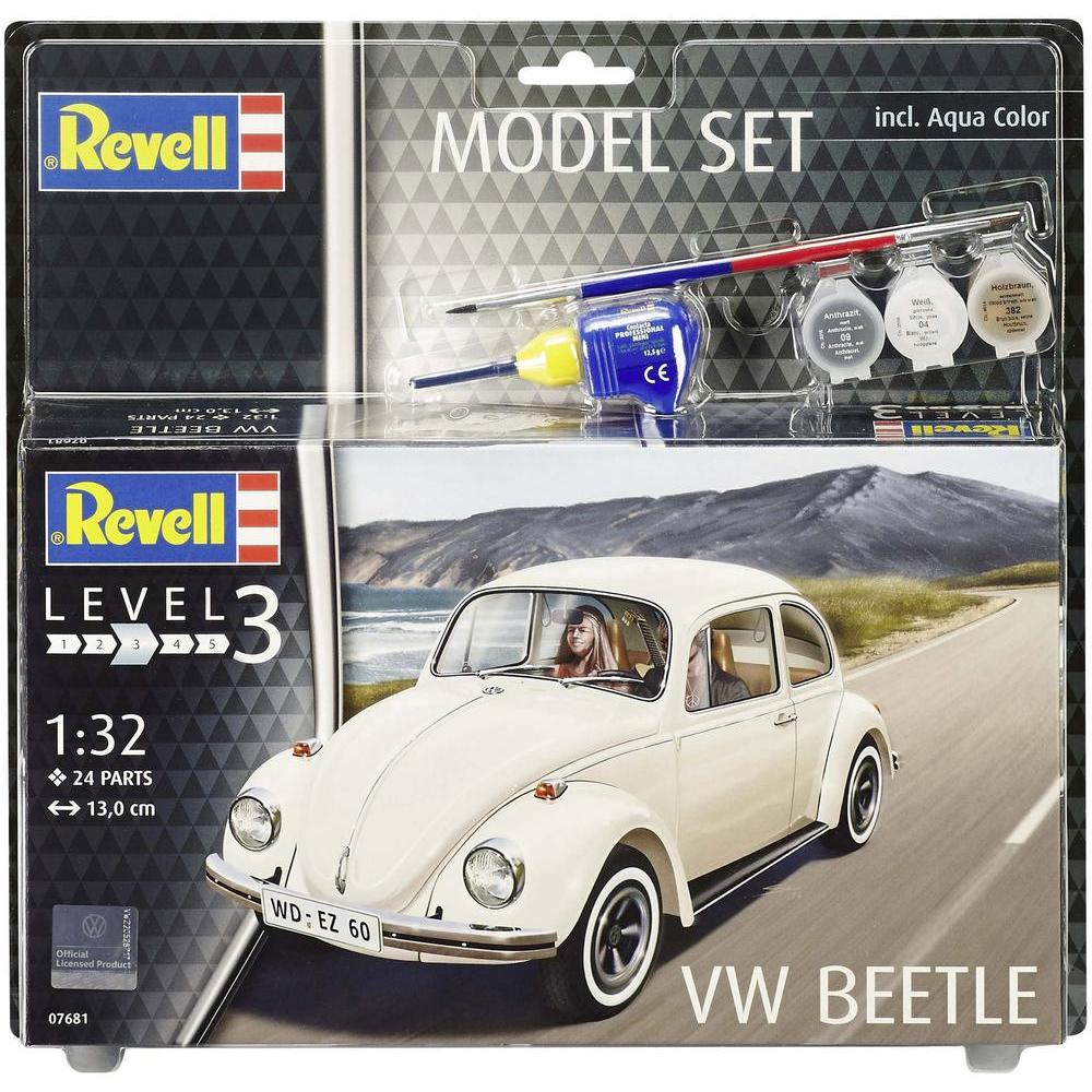 Model Set VW Beetle 1:32 67681