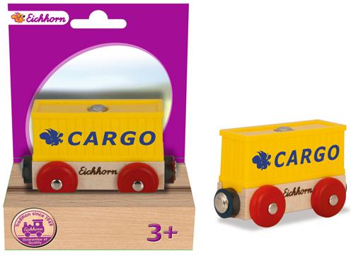 Eichhorn container wagon 2 dlg. 1357
