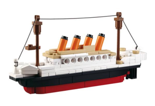 Sluban Titanic Small M38-B0576
