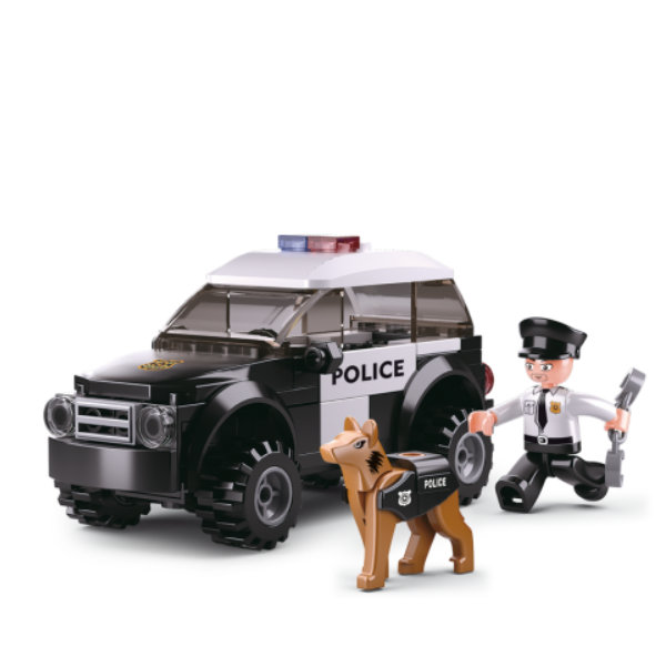 Sluban Police Hondenbrigade M38-B0639