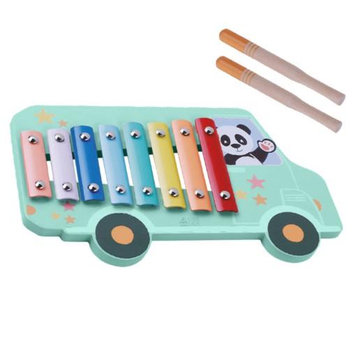 Studio Circus xylofoon happy bus 30333
