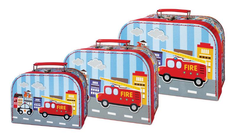 3 koffers Brandweer 20611