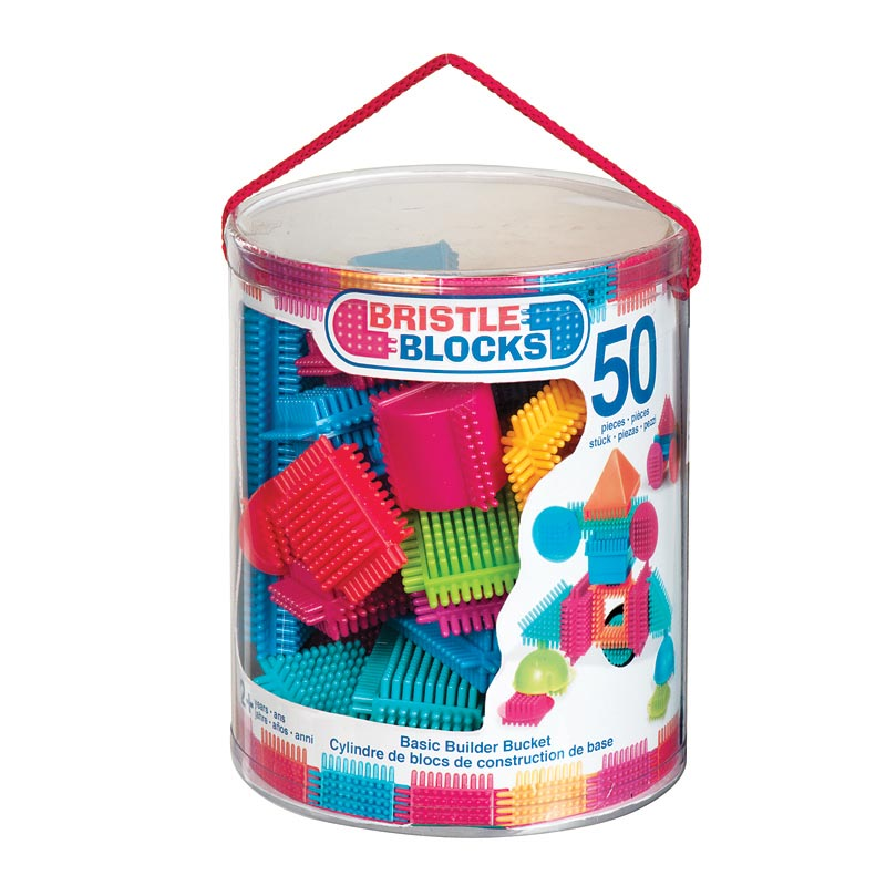 50 Bristle Blocks in drum 3068Z