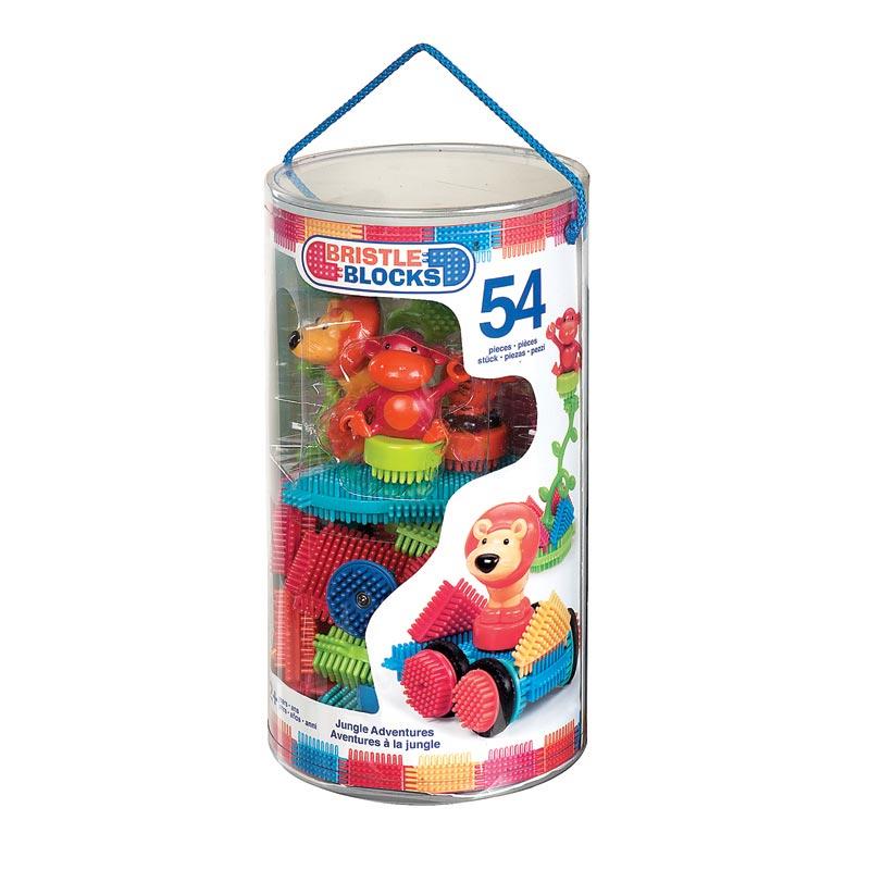 54 Bristle Blocks jungle in drum 3093Z