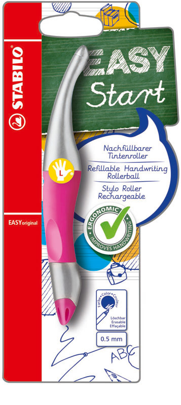 Stabilo EASYoriginal metallic L roze