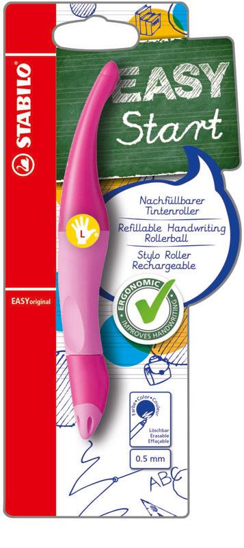 3 Stabilo EASYoriginal L roze/l. roze