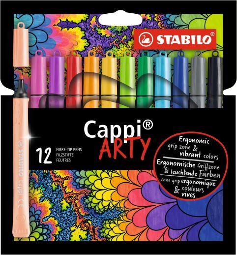 12 Stabilo ARTY Cappi 168/12-1-20