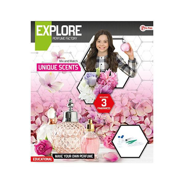 Explore wetenschap set-maak parfum35903A
