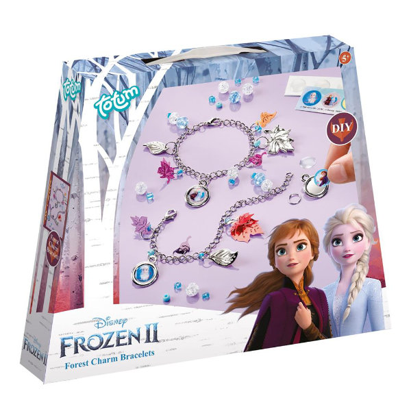 Frozen 2 armbandjes sneeuwvlok 680654
