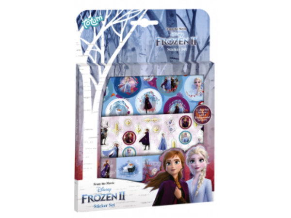 Frozen 2 stickerbox 680692