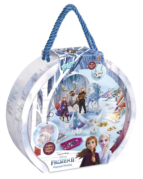 Disney frozen 2 diamond painting 681224