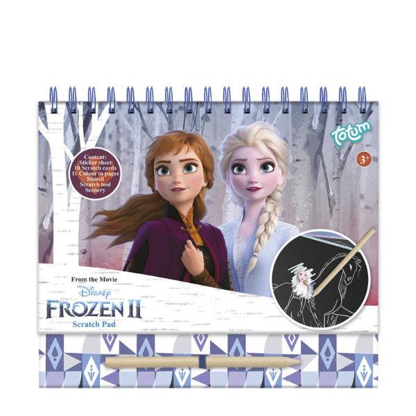Disney frozen 2 krasboek 681439
