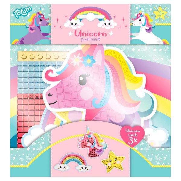 Unicorn pixel paint 071025