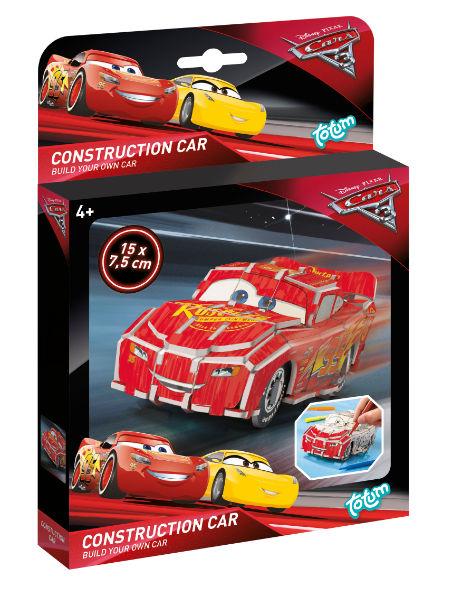 Disney cars 3d constr. mcqueen 140103