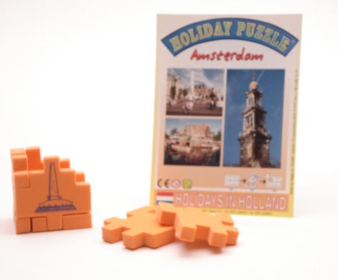 Holiday puzzels cricro amsterdam