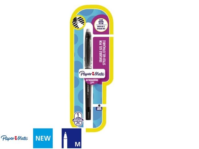 12 Replay Premium Eraser pen zwart