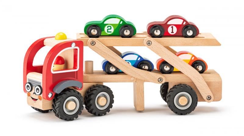 Woody Autotransporter+ 4 auto 90790