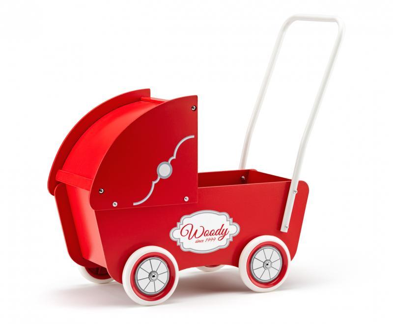 Woody Houten poppenwagen Liberte 91510