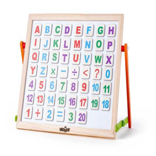 Woody magnetisch bord ABC 90107