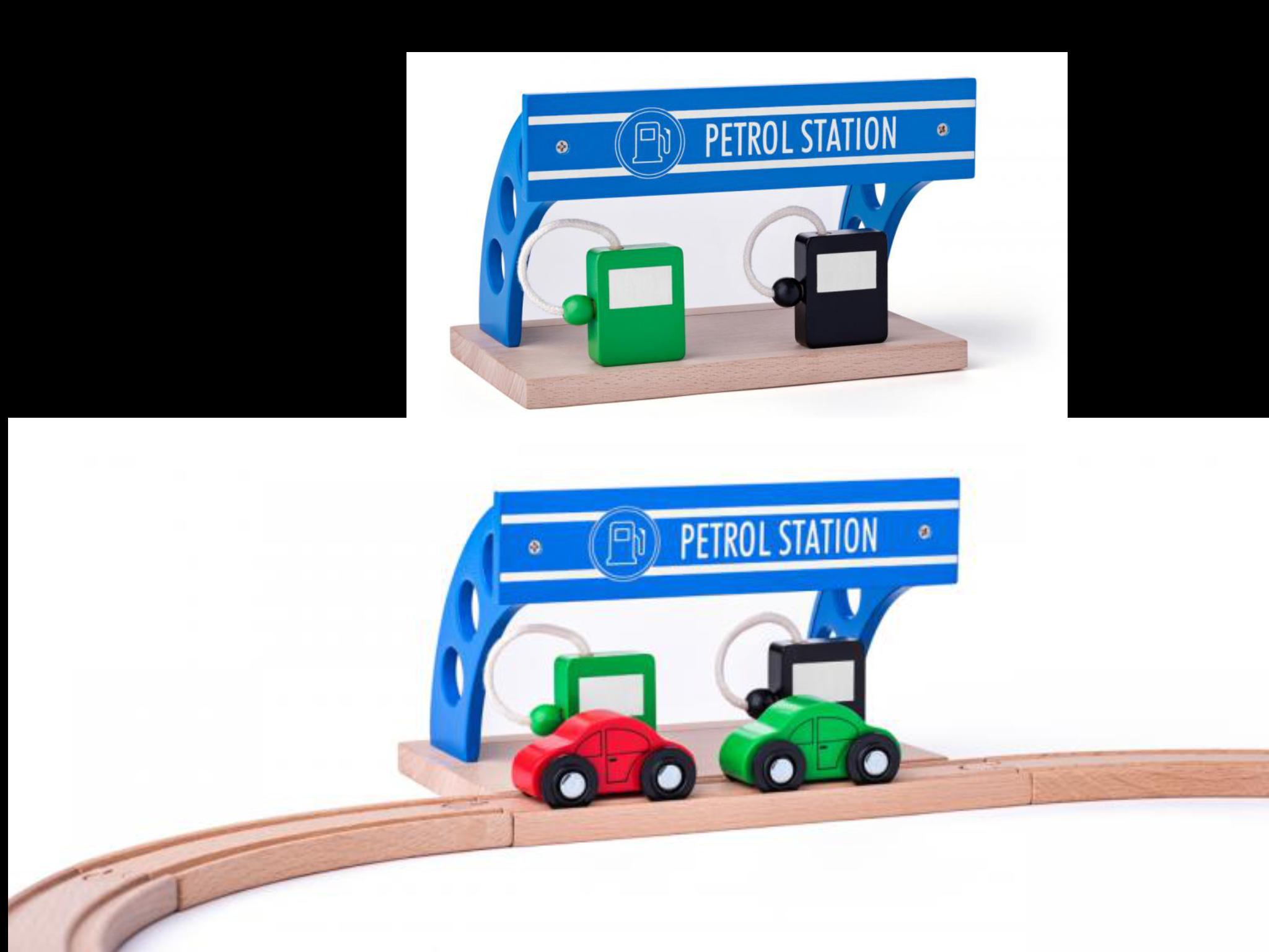 Woody Tankstation 92105