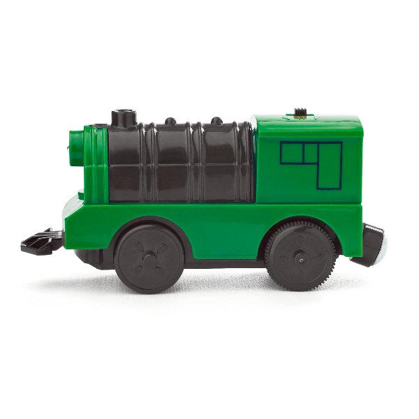Woody electrische locomotief 91168