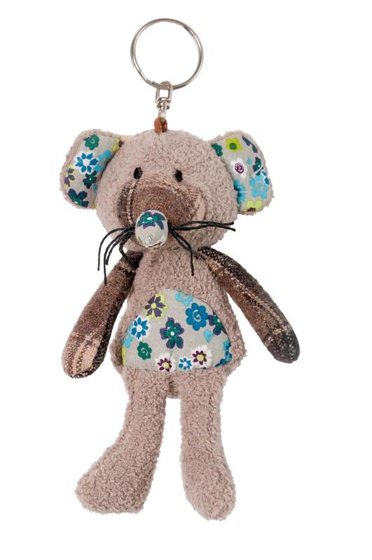 Lumpin richie mouse keyring 12 cm 94026