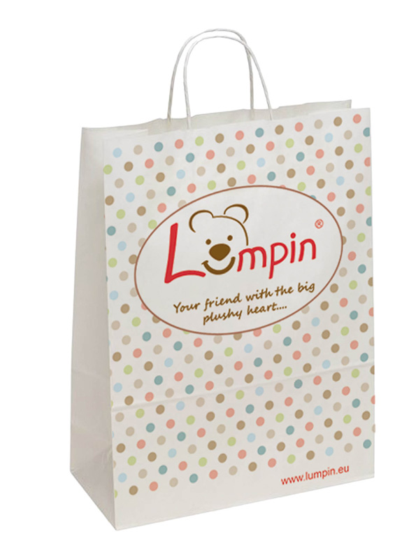 Lumpin paper bag big 31x37 cm 94028
