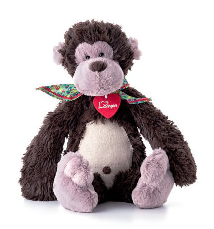 Lumpin monkey coffee 28 cm 94085