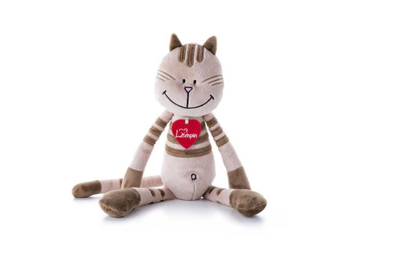 Lumpin kitty kate beige 38 cm 94087
