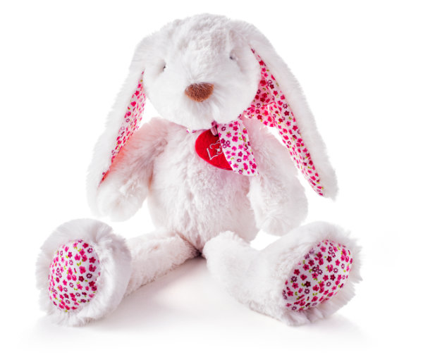Lumpin ella white rabbit 94098
