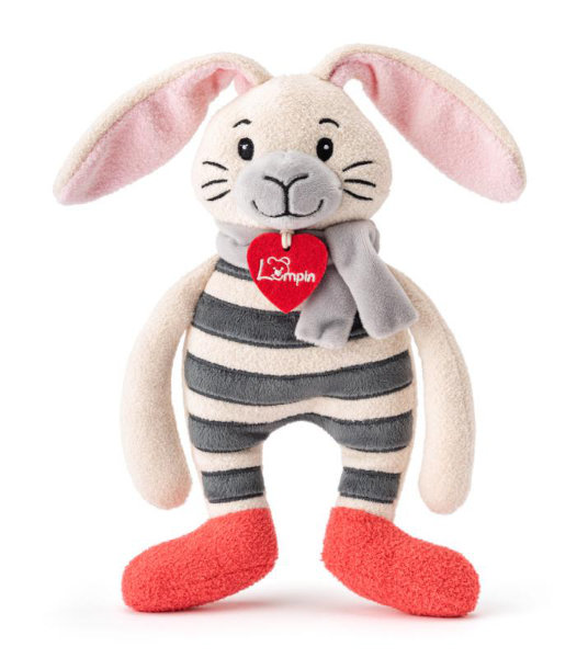 Lumpin bunny with stripes Quido 94164