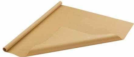 Rol pakpapier bruin 500*70cm