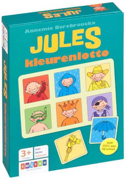 Jules kleurenlotto 733743