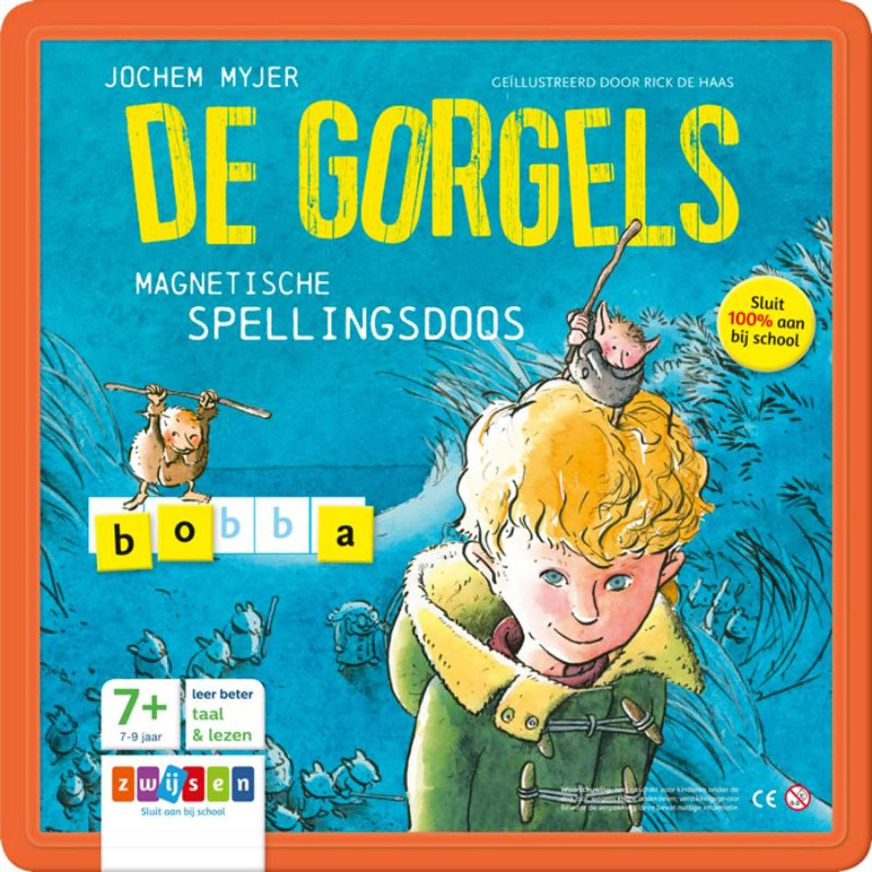 Gorgels magnetische spellingsdoos 733781
