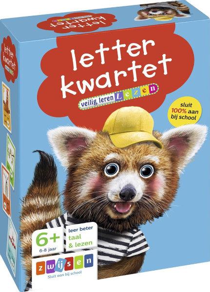 Letterkwartet Veilig leren lezen 9,99 ad