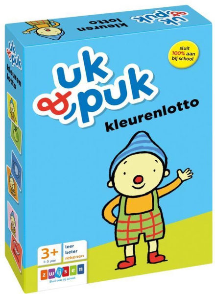 Uk en Puk kleurenlotto 12,99 adv.